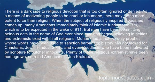 Quotes About Islamic Religion