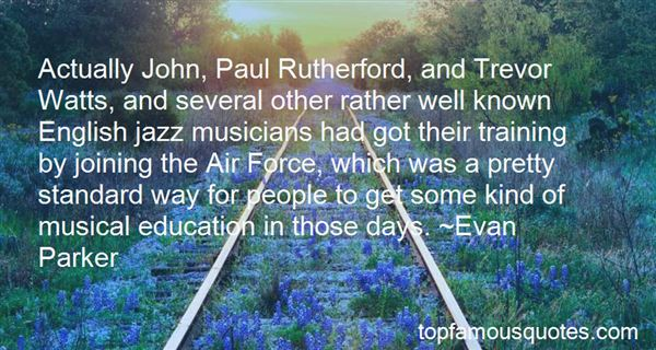 Quotes About Jazz Musicians