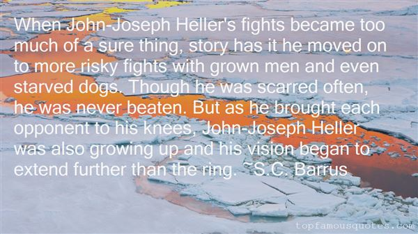 Quotes About Joseph Heller
