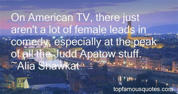 Quotes About Judd Apatow