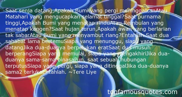 Quotes About Kangen