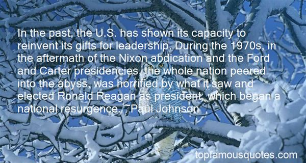 Quotes About Leadership Ronald Reagan