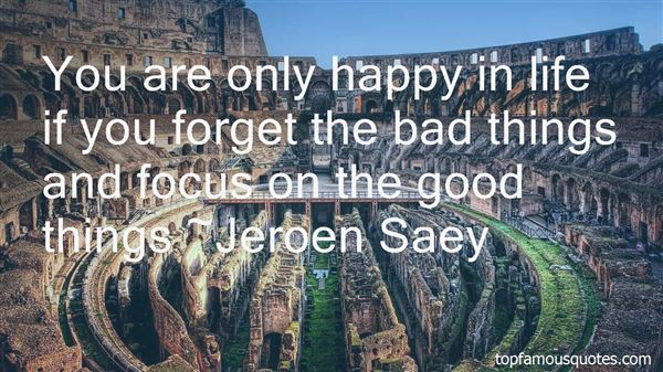 Quotes About Life Good Things