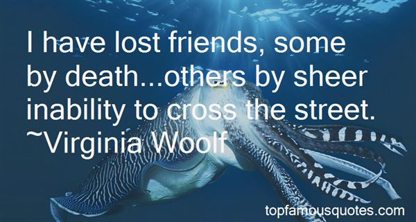 Quotes About Lost Friends Death
