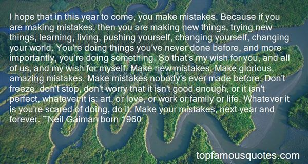 Quotes About Making Love Mistakes