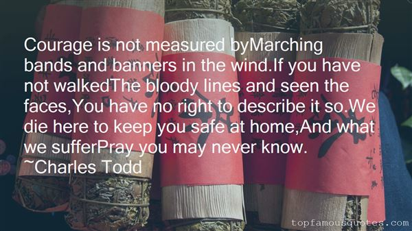 Quotes About Marching Bands