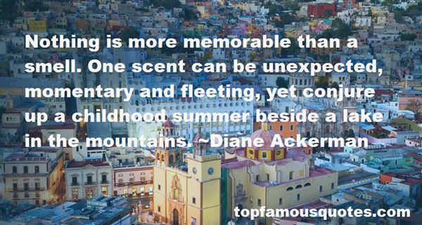 Quotes About Memorable Summer