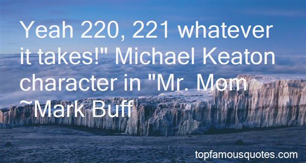 Quotes About Michael Keaton