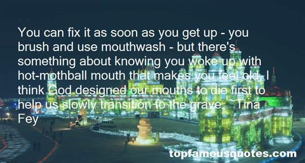Quotes About Mouthwash