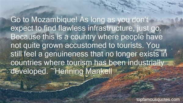 Quotes About Mozambique