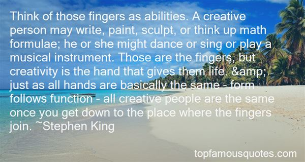 Quotes About Musical Creativity