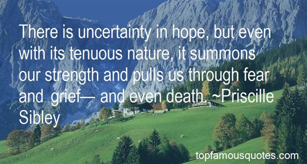 Quotes About Nature And Death