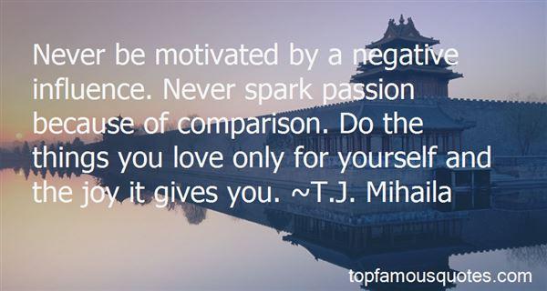 Quotes About Negative Comparison
