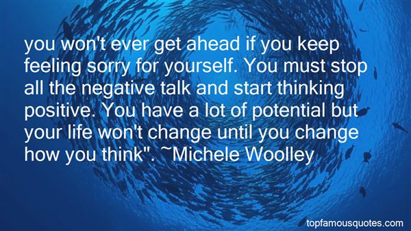 Quotes About Negative Talk