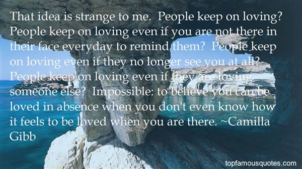 Quotes About No Longer Loving Someone
