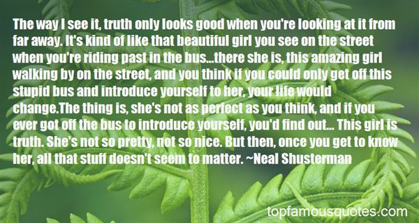 Quotes About Not Perfect Girl