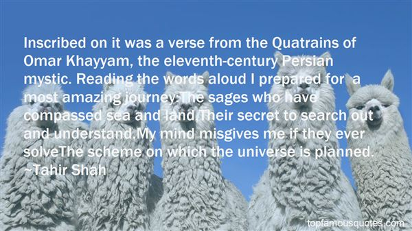 Quotes About Omar Khayyam