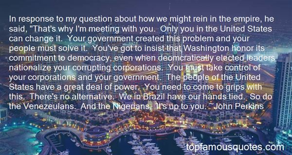 Quotes About Our Corrupt Government