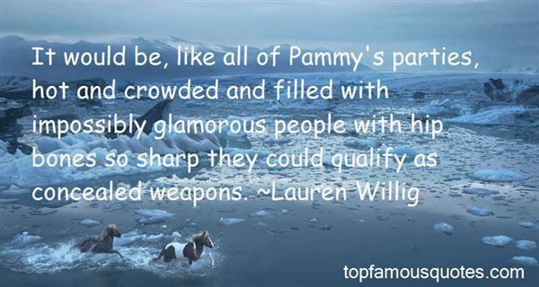 Quotes About Pammy