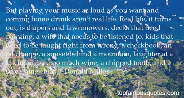 Quotes About Playing Music Loud