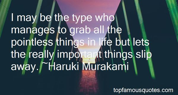 Quotes About Pointless Things