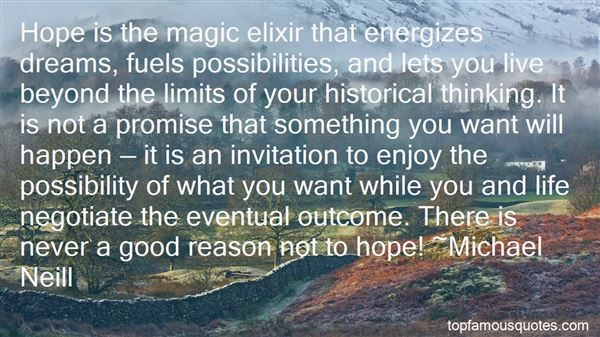 Quotes About Possibilities In Life