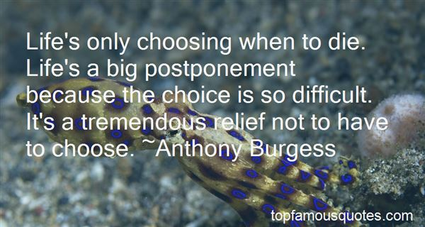 Quotes About Postponement