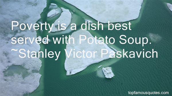 Quotes About Potato Soup