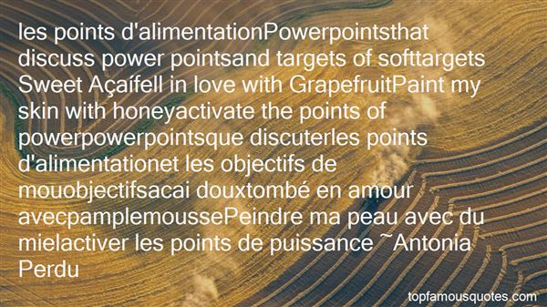 Quotes About Power Points