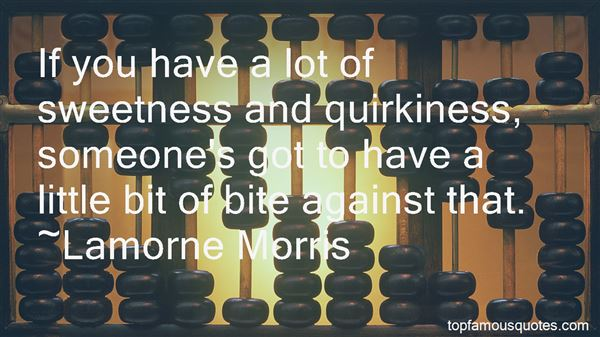 Quotes About Quirkiness