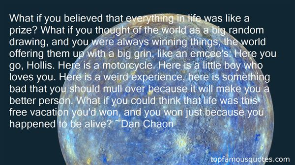Quotes About Random Things In Life