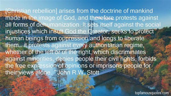 Quotes About Rebellion Against God