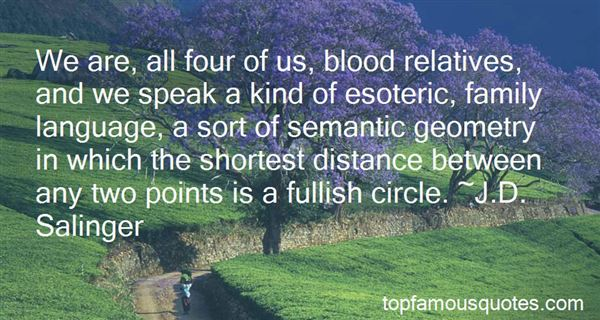 Quotes About Relatives And Family