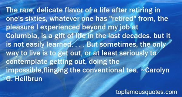 Quotes About Retiring From A Job