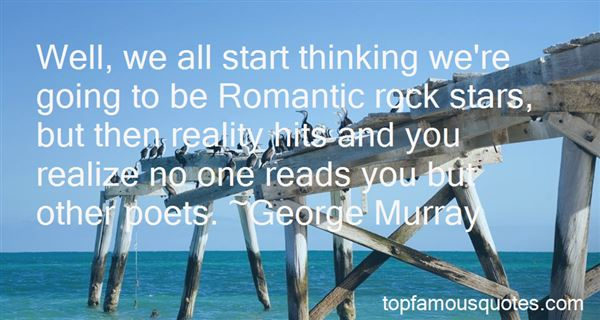 Quotes About Romantic Poets