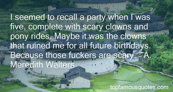Quotes About Scary Rides
