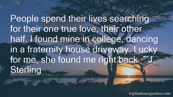 Quotes About Searching For True Love