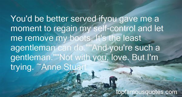 Quotes About Self Control And Love