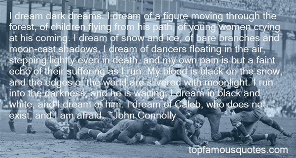 Quotes About Shadow Dance
