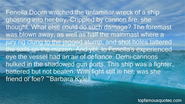 Quotes About Ship Sails