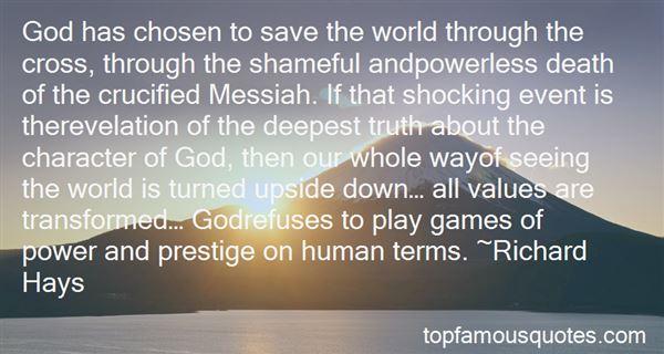 Quotes About Shocking Revelation