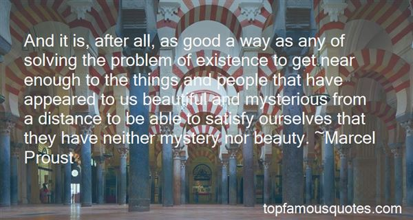 Quotes About Solving A Mystery