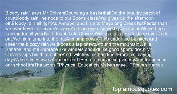 Quotes About Sports And School