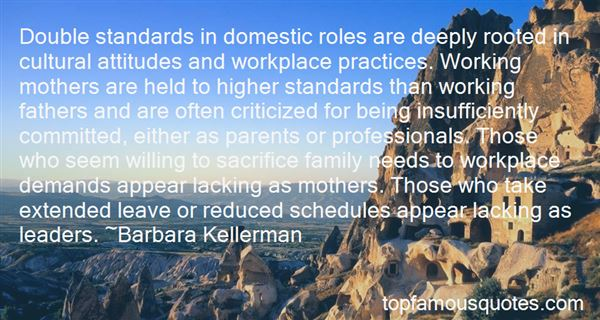 Quotes About Standards Of Work