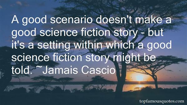 Quotes About Story Setting