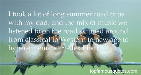 Quotes About Summer Road Trips