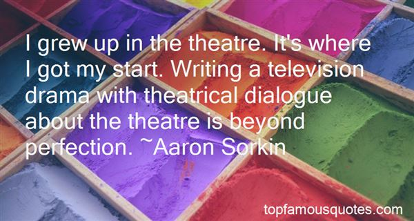 Quotes About Television Drama