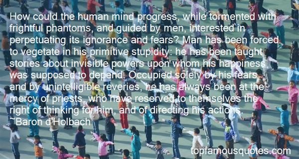 Quotes About The Human Mind Power