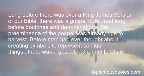 Quotes About The King James Bible