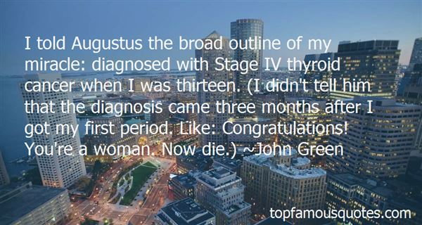 Quotes About Thyroid